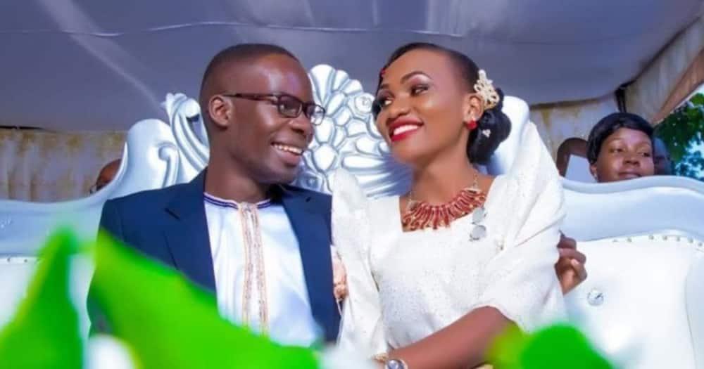 Ugandan Couple.
