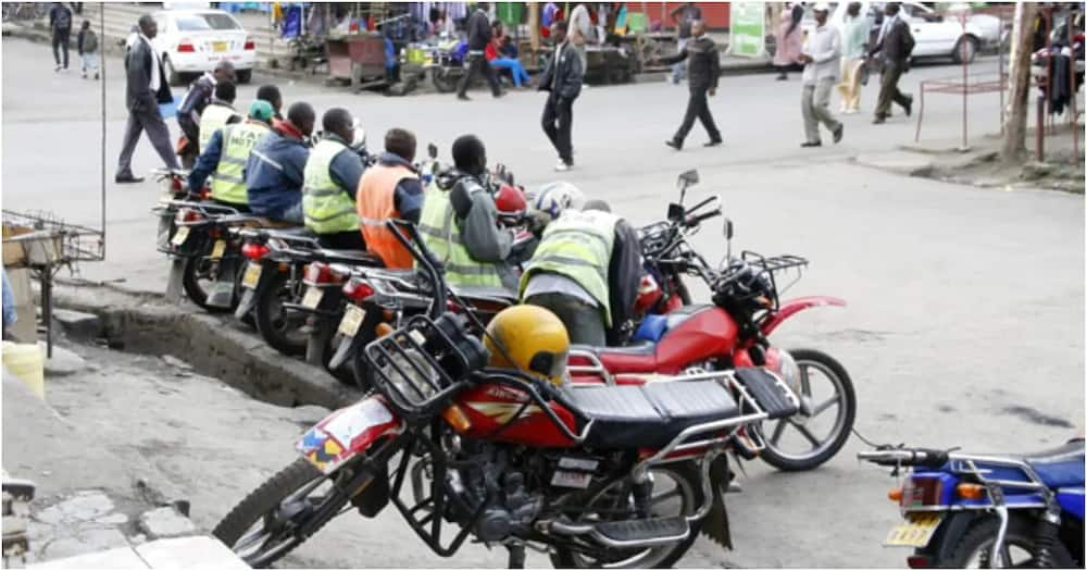 Bodaboda Riders Ask Gov't to Treat Them as Frontline Workers in Vaccination Exercise