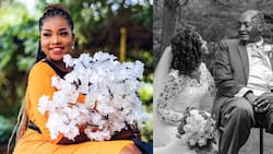 Joyce Omondi Returns to Social Media Months after Losing Dad, Says She's Learning to be Brave