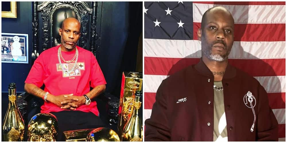 Crowd Sing DMX's Songs as His Body Leaves New York Hospital Where He Died