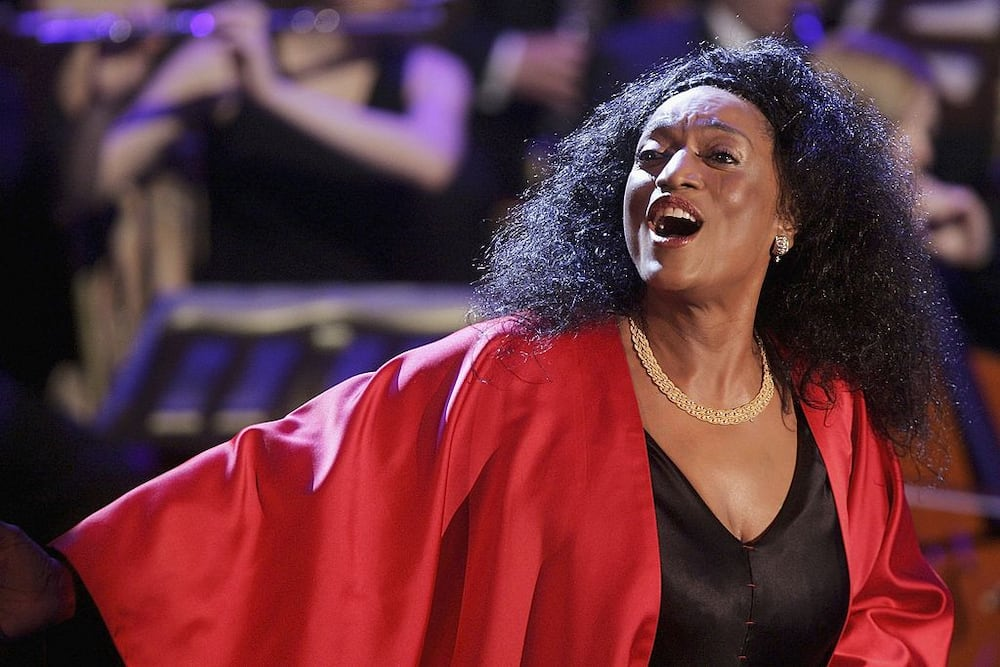 Black opera singers