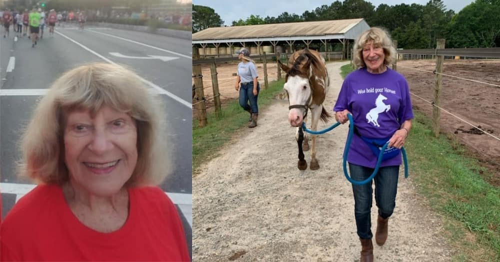 Christine Beard has beaten several life complications due to her agility, among them cancer.