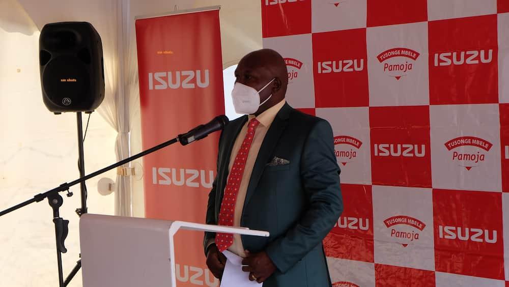 Isuzu, Co-op Bank announce a KSh 530 million leasing deal for Matatu Saccos