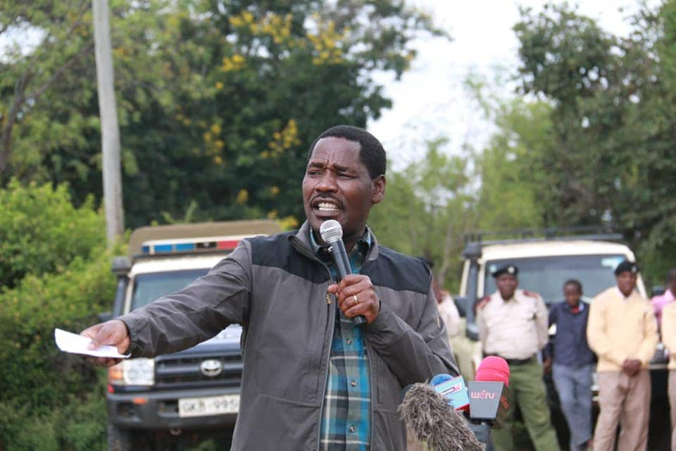 The government has however remained optimistic that it is well prepared to combat the locust's second wave. Photo: Peter Munya.