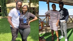 Prof Hamo, Jemutai Spend Day Together Again after Sweet Reconciliation