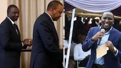"Aaron Cheruiyot Says 2022 is Race Between Ruto, Uhuru: ""Others are Props on Stage"""
