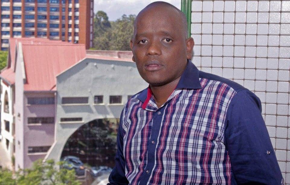 Dennis Itumbi claims he was beaten by 18 police officers at Kilimani Police Station