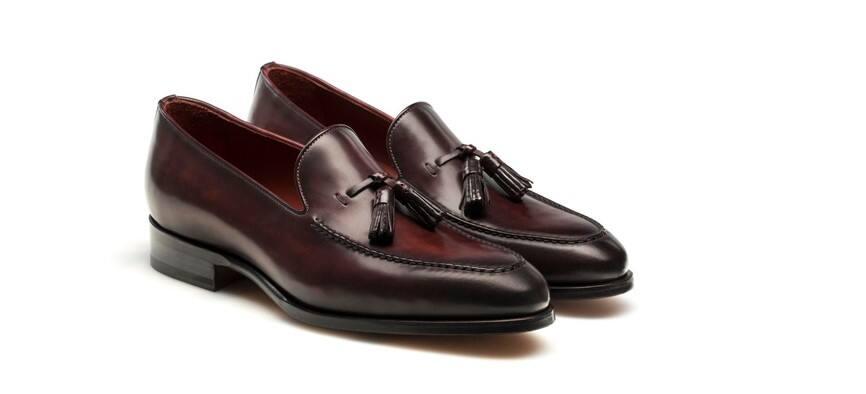 The Magnanni Tassel loafer