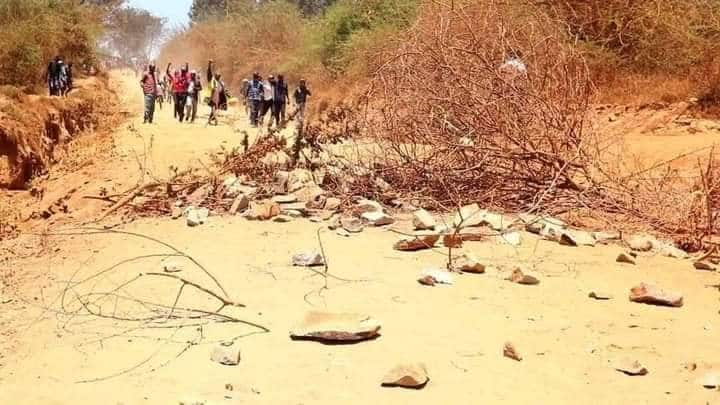 Embu: Angry Mbeere South residents chase their MP over poor service delivery