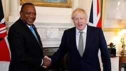 UK Demands Mandatory COVID-19 Test on Uhuru Kenyatta Before Meeting Boris Johnson