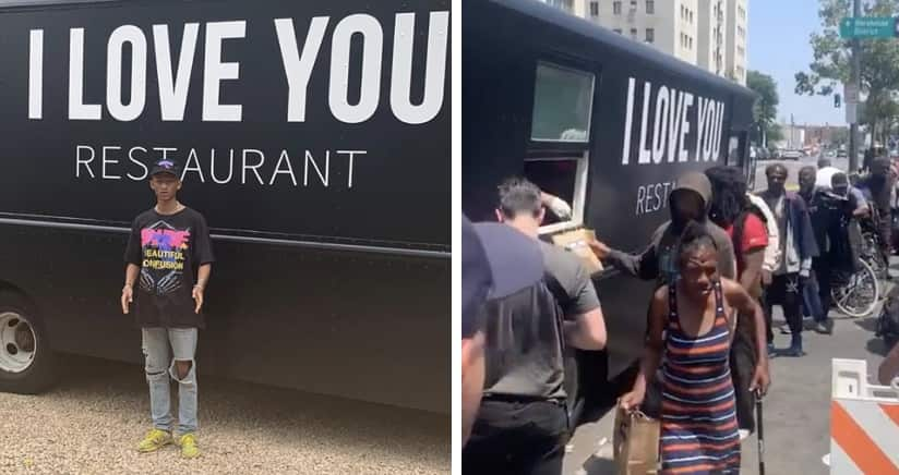 Jaden Smith to Open Restaurant that Will Give Free Meals to Homeless People