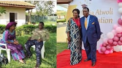 9 Delightful Photos of Atwoli and Wife Mary Kilobi that Prove They're Madly in Love