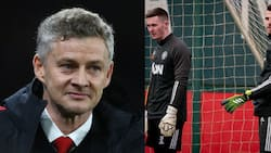 Trouble for Solskjaer as Key Man United Star Pushes to Leave Old Trafford in January