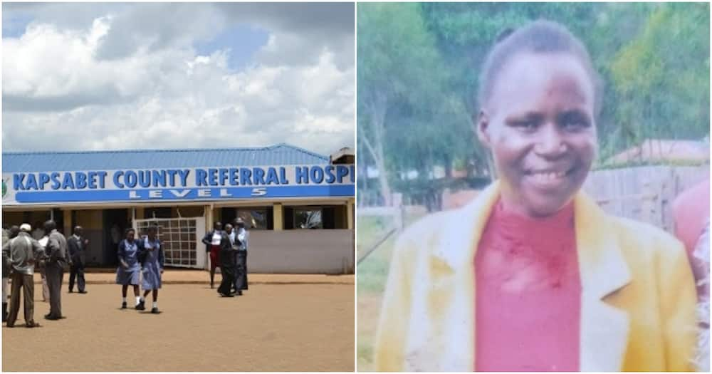 Hellen Cherotich Koskei, who was diagnosed with diabetes in 2006, was referred to Kapsabet County Referral Hospital after her condition deteriorated on Wednesday, June 9.