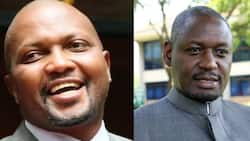 """Moses Kuria Throws Jibe at Otiende Amollo over His JLAC Ouster: """"Politics Isn't Law"""""""