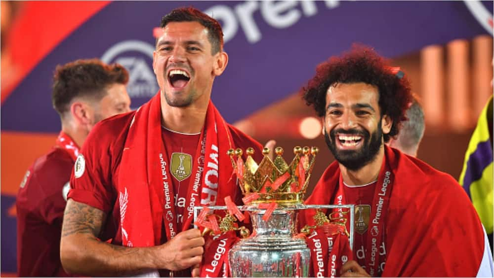 Dejan Lovren leaves Liverpool after 6 years, joins Zenith St, Petersburg. Photo Credit: Getty Images