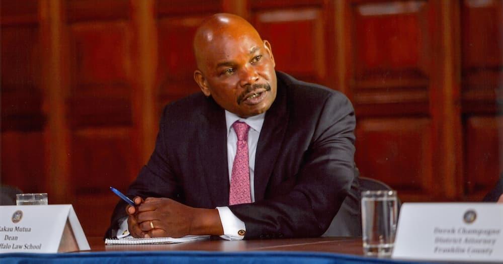 Makau Mutua Reads Malice in Nomination of Martha Koome as CJ Despite Petition Opposing Process