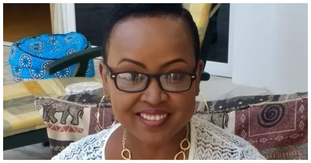 """Actress Miss Morgan Says She is not Married but is in Love: """"Jesus is the Lucky Guy"""""""