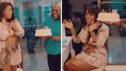 Lilian Muli in Tears after Friends Throw Thoughtful Surprise Party to Celebrate Her Birthday