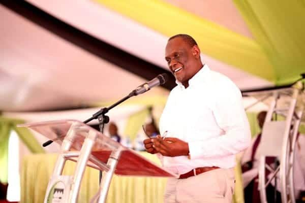 Uhuru Kenyatta wants to leave the country in safe hands in 2022, says Murathe