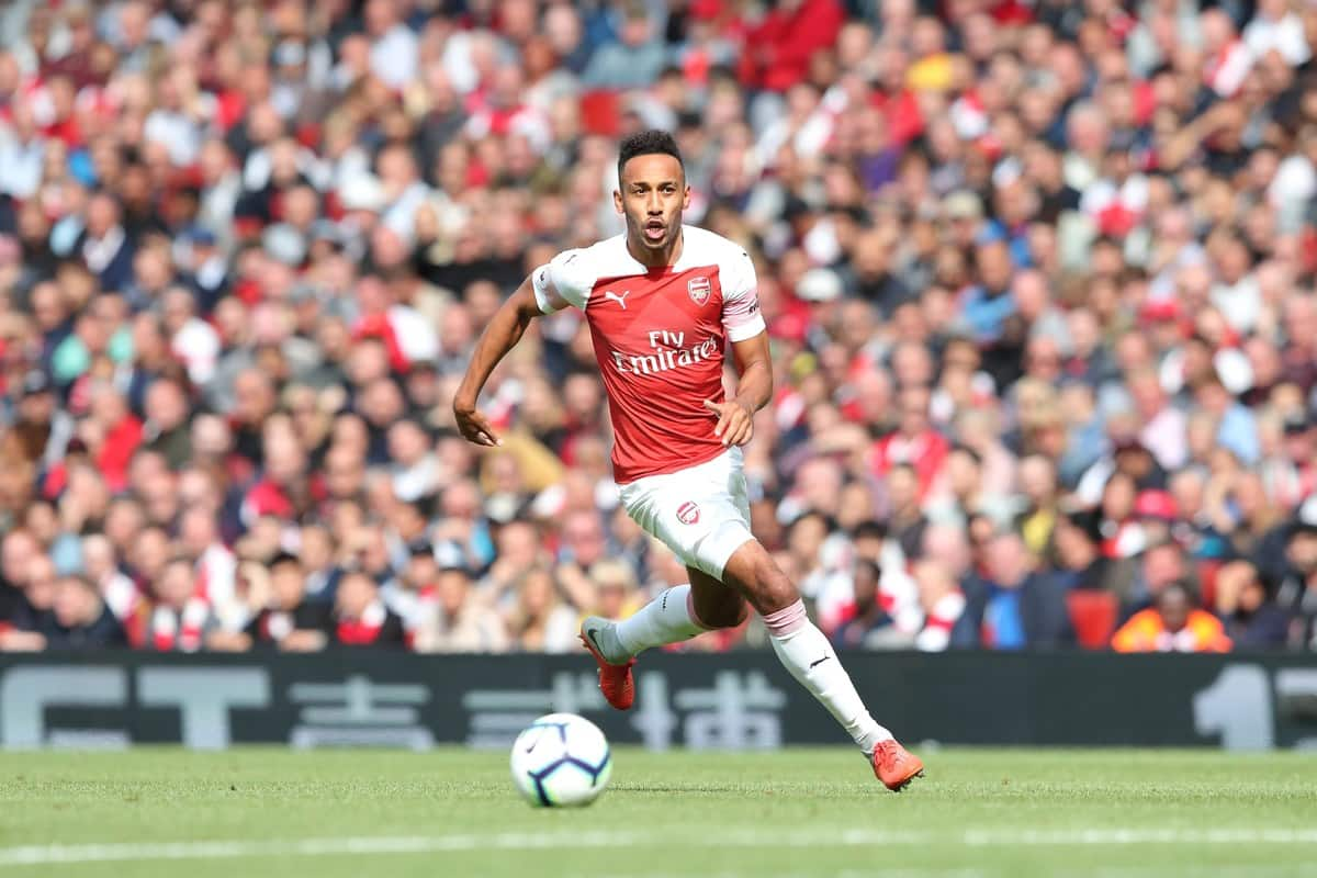 Arsenal beat Burnley in Premier League encounter