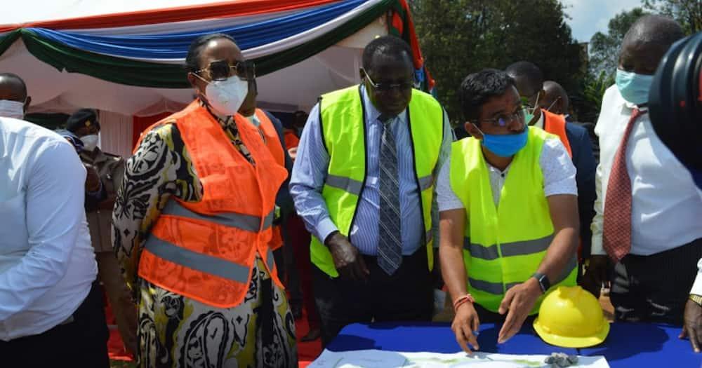 Upgrade of historic Kirigiti stadium in Kiambu kicks off, project to cost KSh 596M