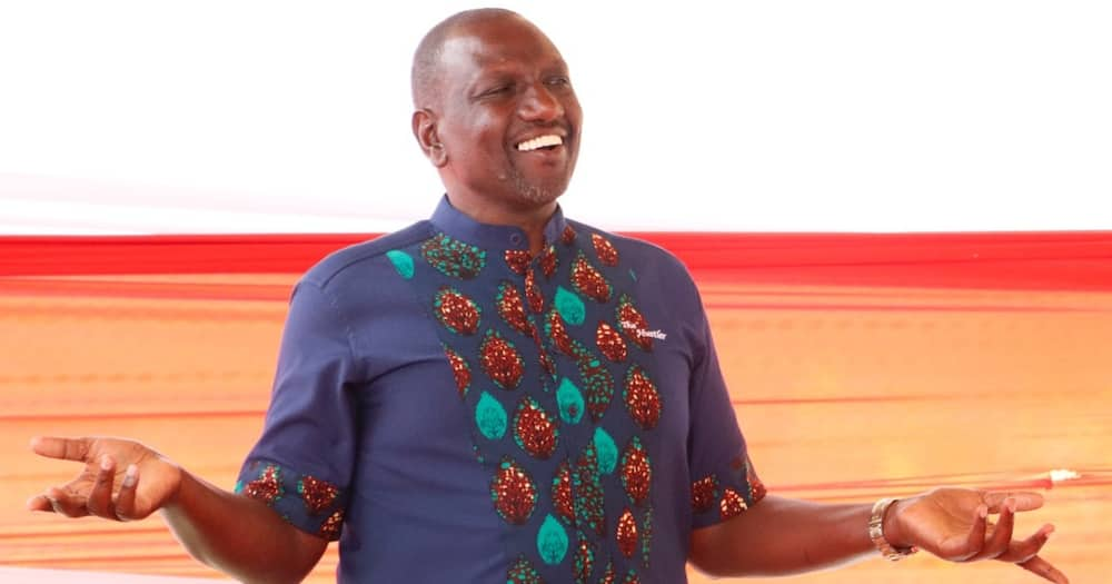 """William Ruto Thrilled after BBI is Declared Unconstitutional: """"There's God In Heaven"""""""