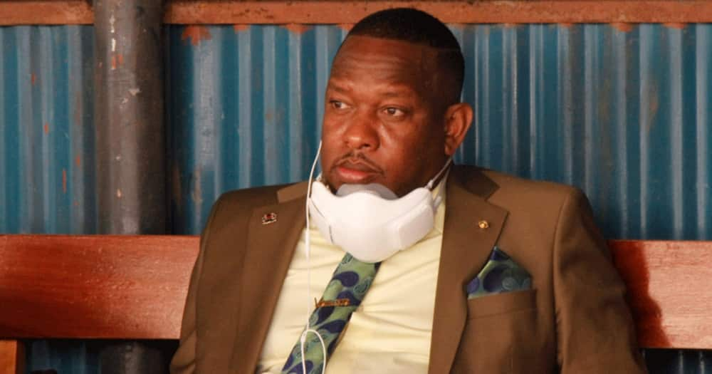 """Mike Sonko Asks Leaders to Take COVID-19 Jab: """"Sisi Raia Tutadunngwa Wakati Wetu Ukifika"""""""