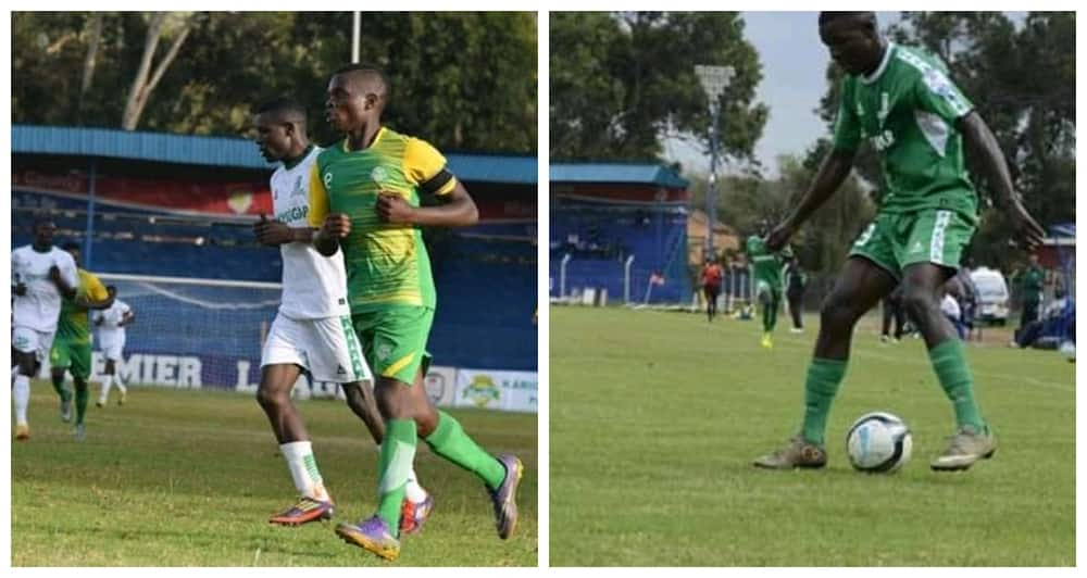 Daniel Ochieng: Former Sony Sugar footballer demands justice after club terminated contract after injury