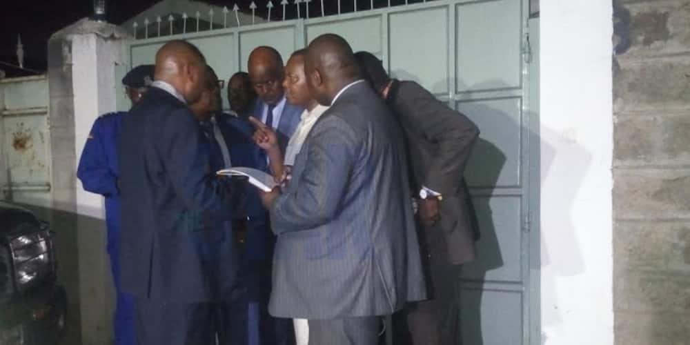 Murkomen alaumu DCI, adai imeficha ripoti ya uchunguzi wa kisayansi kuhusu mauaji ya Kenei