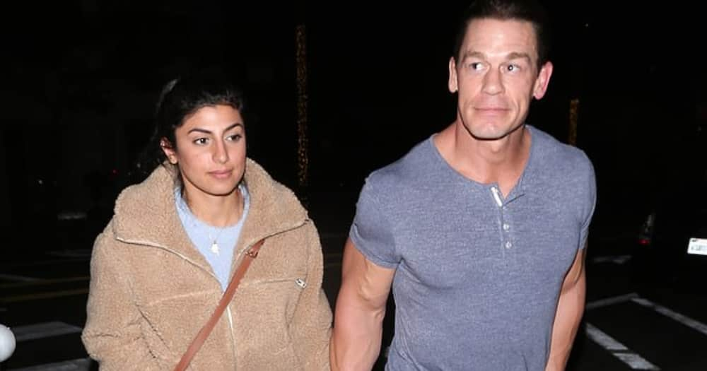 John Cena marries 29-year-old lover Shay Shariatzadeh in secret ceremony