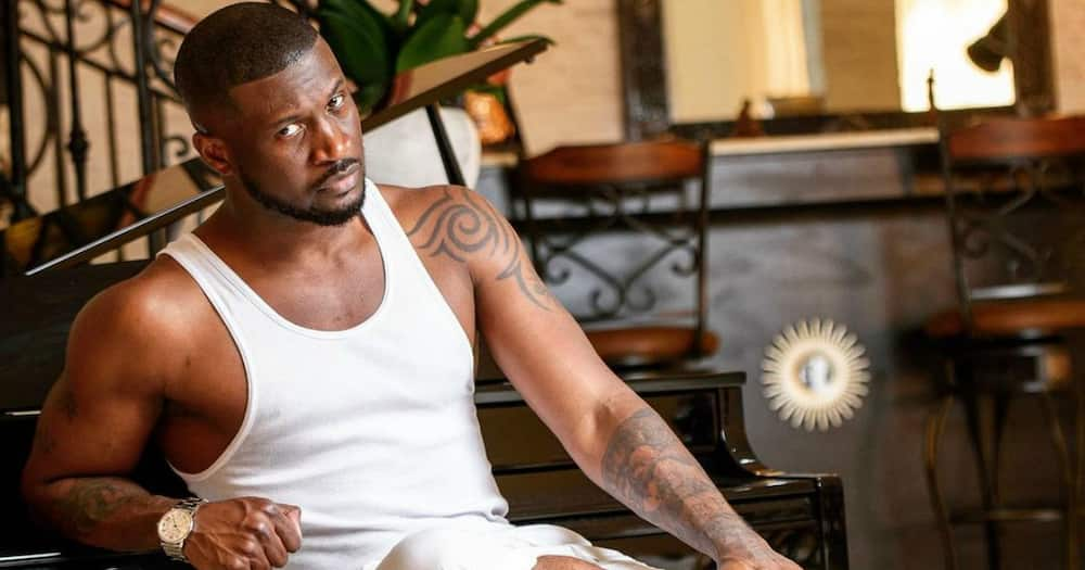 P-Square singer Peter Okoye and wife celebrate 7th anniversary