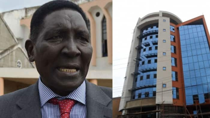 Lawrence Nginyo's Widow, Children in Trouble for Taking Over Late Tycoon's Property without Permission