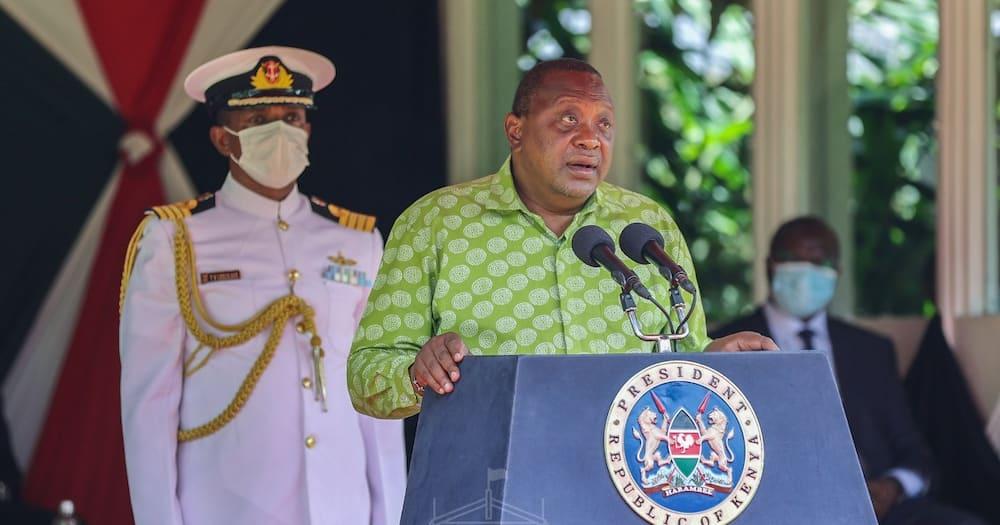 Uhuru Orders Reopening of Restaurants, Bars to Operate Until 7pm