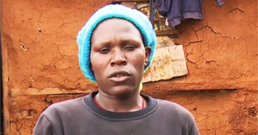 Anne Mweru is currently a mother of four, but her dream of becoming a nurse remains alive.