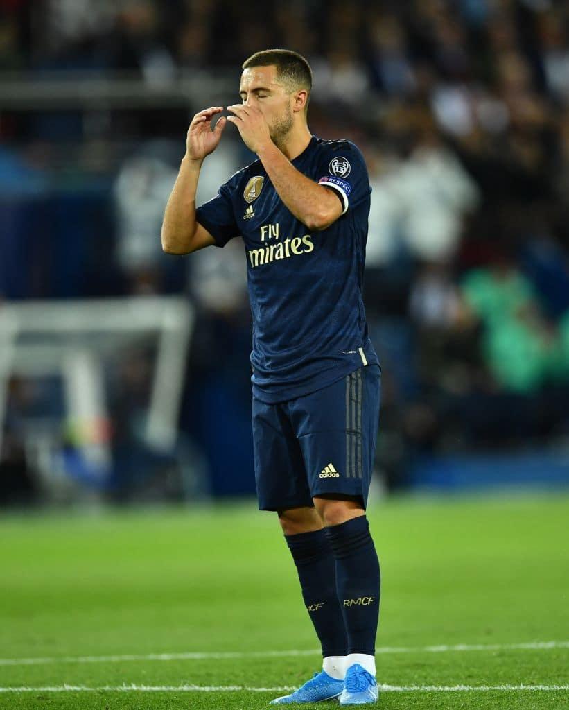 Eden Hazard looks sharp after rejoining Real Madrid squad ahead of La Liga resumption