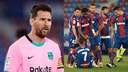 Barcelona Blow Chance to Go Top of La Liga after Losing 2-Goal Lead vs Levante