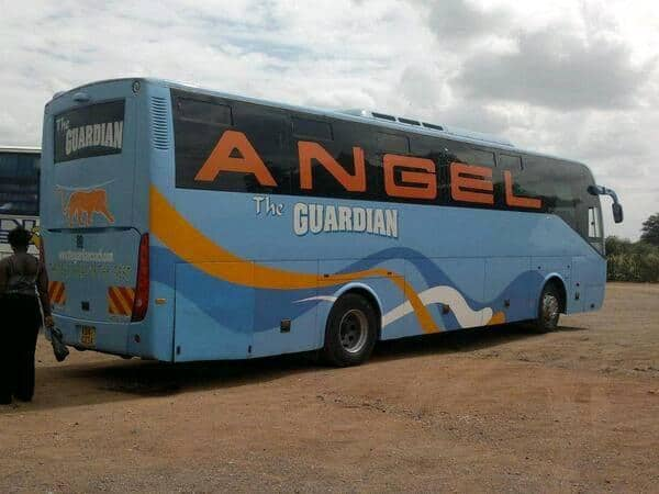 Guardian Bus Service online booking, fares, routes, contacts