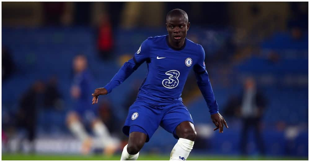 N'golo Kante trained to be accountant before lucrative ...