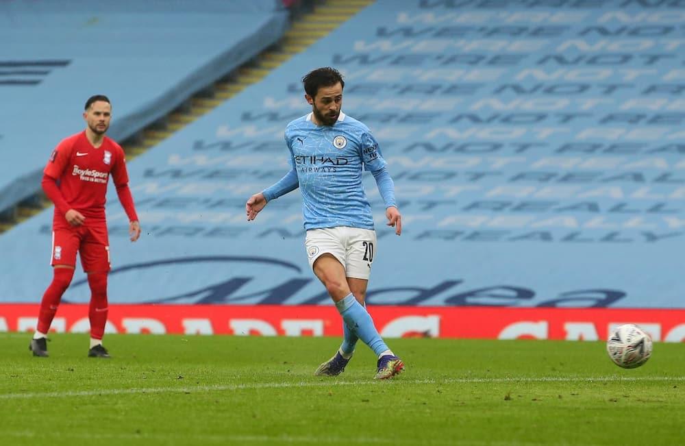 Man City vs Birmingham City: Bernardo Silva scores brace as Citizens record 3-0 win