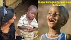 Chokoraa: Kenyans hilariously react to Phyllis Ngirita's cry over son's inability to speak German