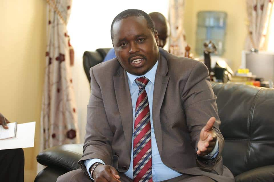 Forest ranger badly insults, threatens to shoot dead Elgeyo Marakwet governor