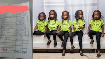 Divinar Joseph: Mom to Quadruplets Spends KSh 44k on School Uniforms, Exclusive of Fees and Transport