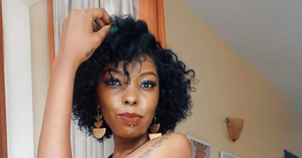 Kenyan media personality Adelle Onyango. Photo: Adelle Onyango.