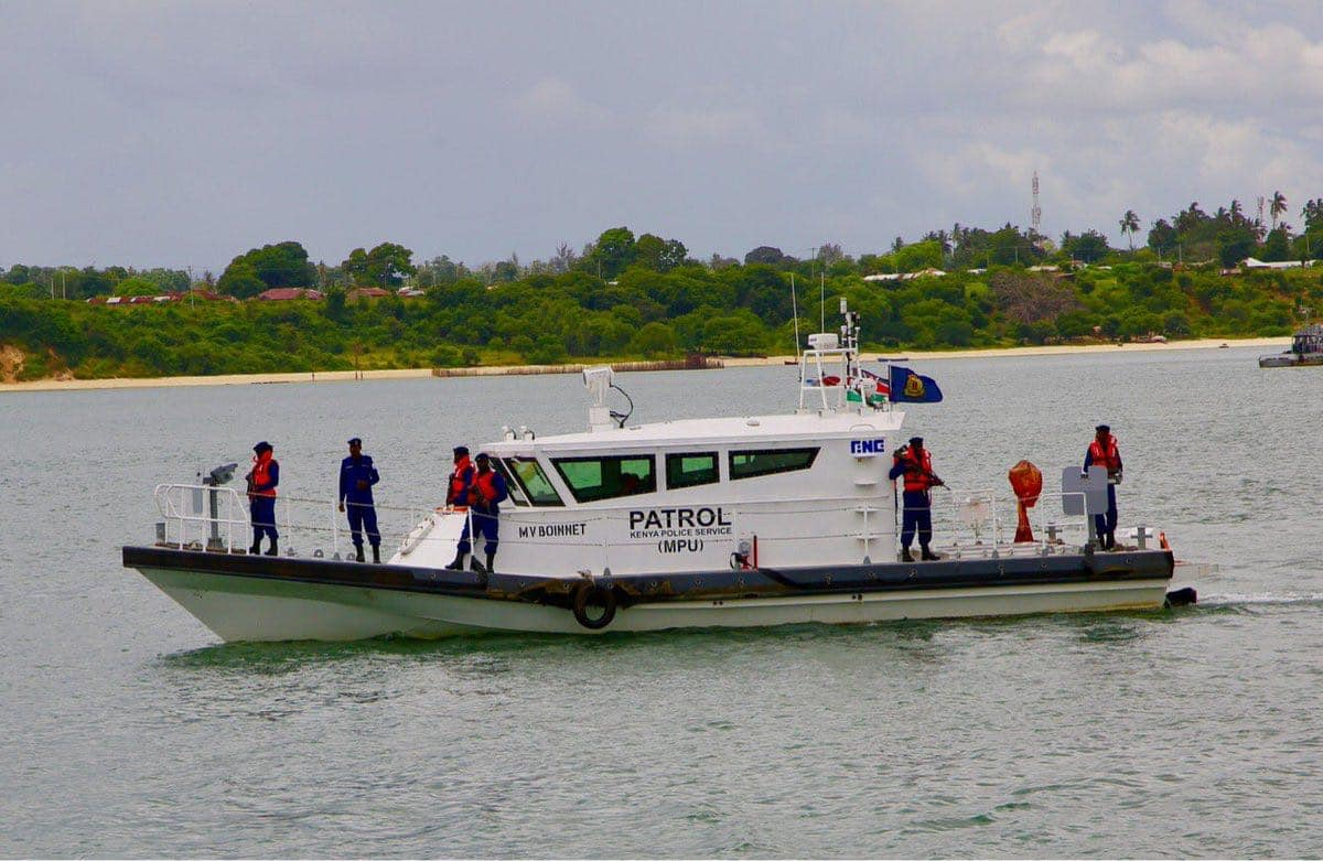 All you need to know about the newly-launched Kenya Coast Guard Service