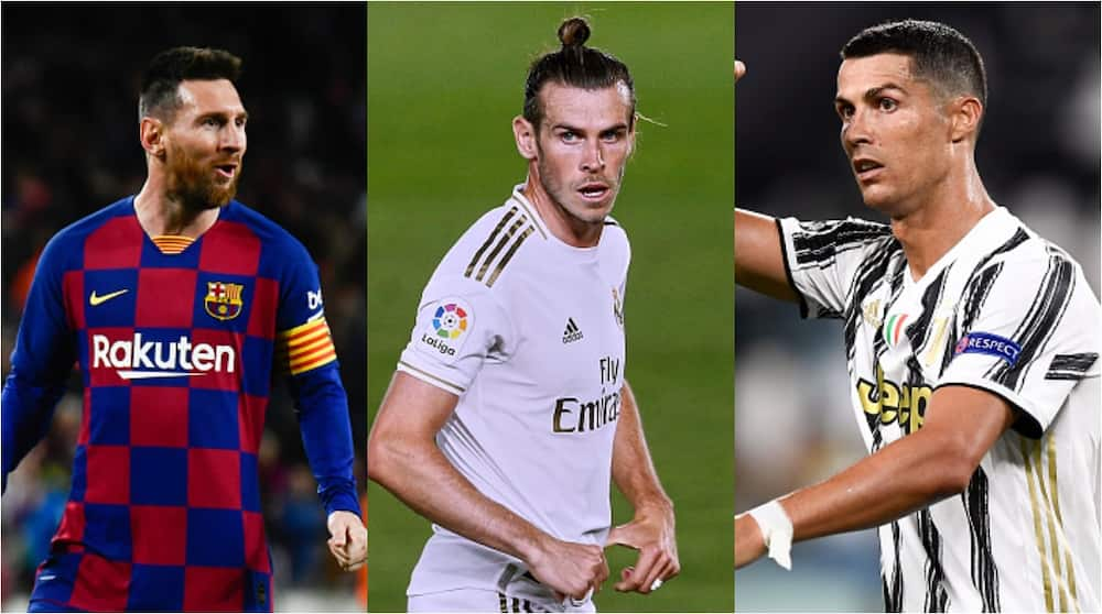 Barcelona, Real Madrid, Juventus have the highest wage bill in Europe. Photo Credit: Gett Images