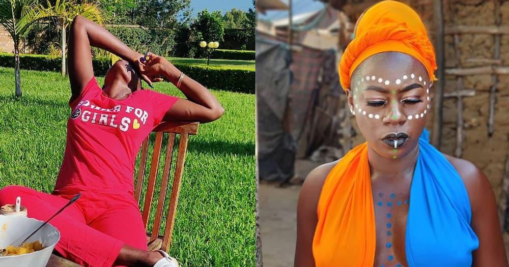 Akothee Falls Sick Days after Visiting Multimillion Rongo Mansion