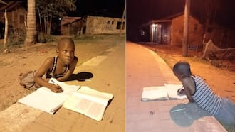 Well-Wishers Rally Support for Mombasa Student Photographed Doing Homework Using Street Light