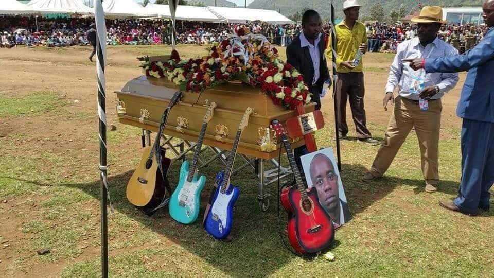 Salim Junior death
