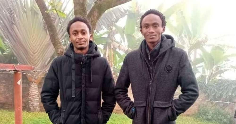 The Embu Brothers were from their new pork business when they met the brutal officers.